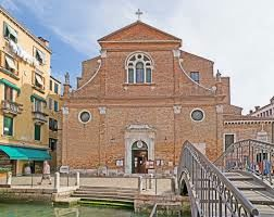 Church of San Martino, Castello, Venice. Photo credit Wikipedia via Creative Commons