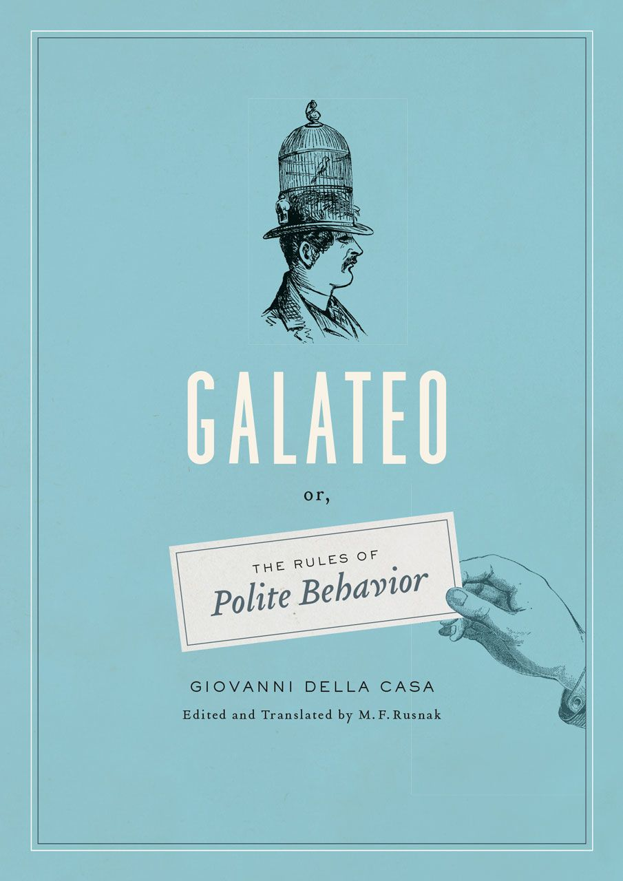 Il Galateo for the 21st century