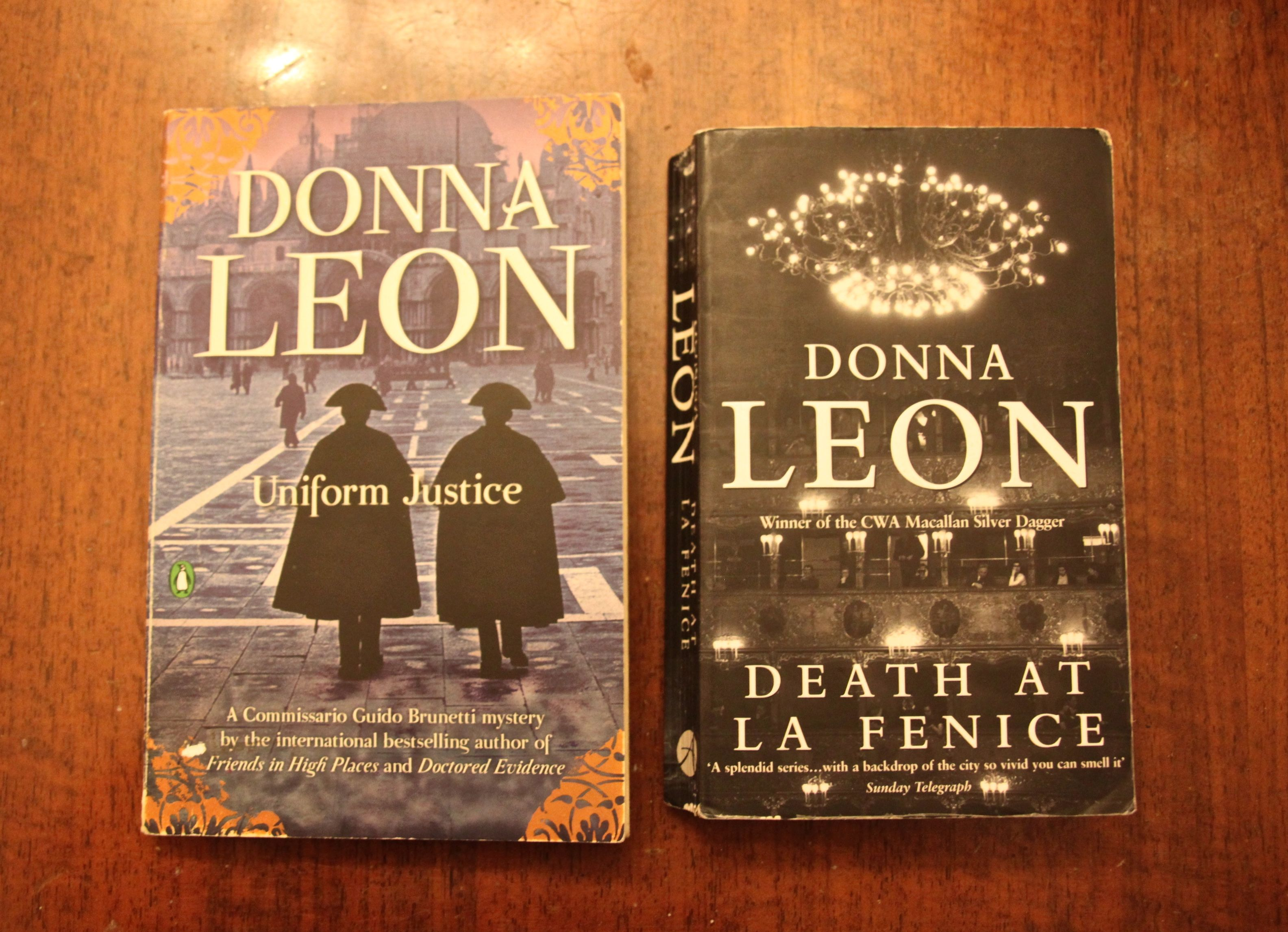 Donna Leon conjures up the criminal side of Venice