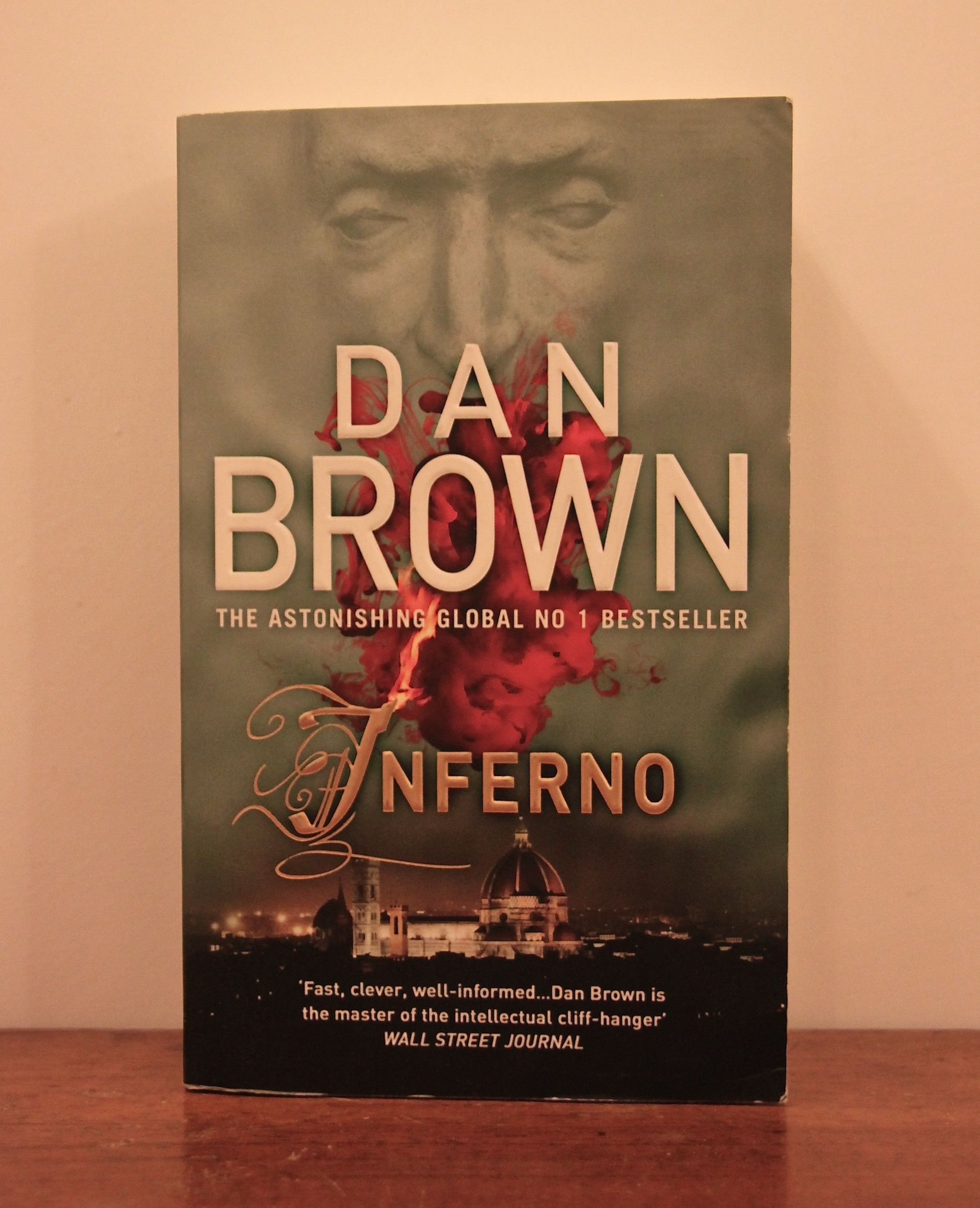 Robert Langdon has 24 hours to save the world!