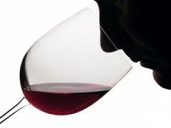 Its good manners to keep your nose out of others' wine!