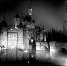 """My favourite thing is to go where I've never been."" Diane Arbus.  (A Castle in Disneyland, by Diane Arbus, 1962)"