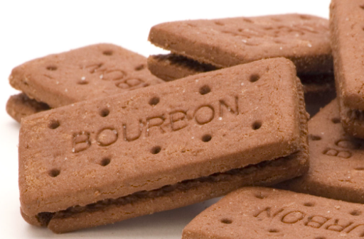 Mmmmmm.....Bourbon biscuits!