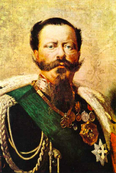 King Victor Emmanuel II of Piedmont-Sardinia and later of Italy