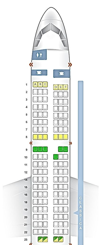 No row 13 or 17 on the Alitalia seating plan!