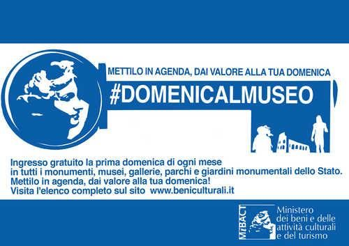 Free entry to Italian state museums on the first Sunday of the month