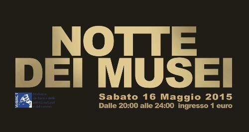 Italian art & cultural initiative - Night at the museum