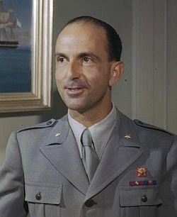 King Umberto II, the final King of Italy before it became a republic
