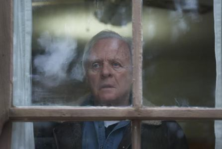 Anthony Hopkins offers a shoulder in Go with me