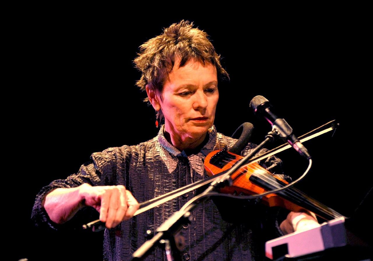 Laurie Anderson brings her new documentary Heart of a Dog