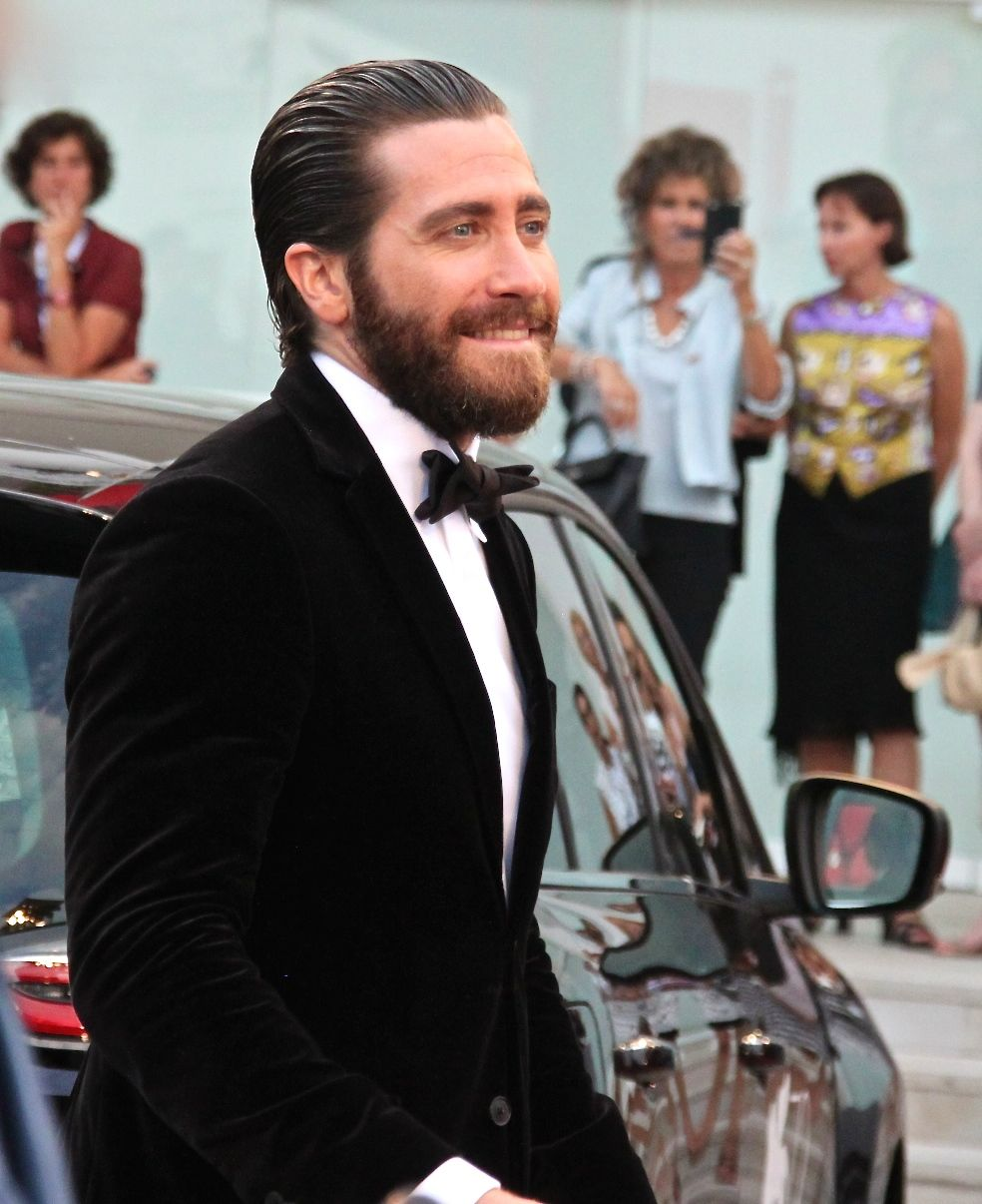 Jake Gyllenhaal wowed crowds at the 2015 Venice Film Festival