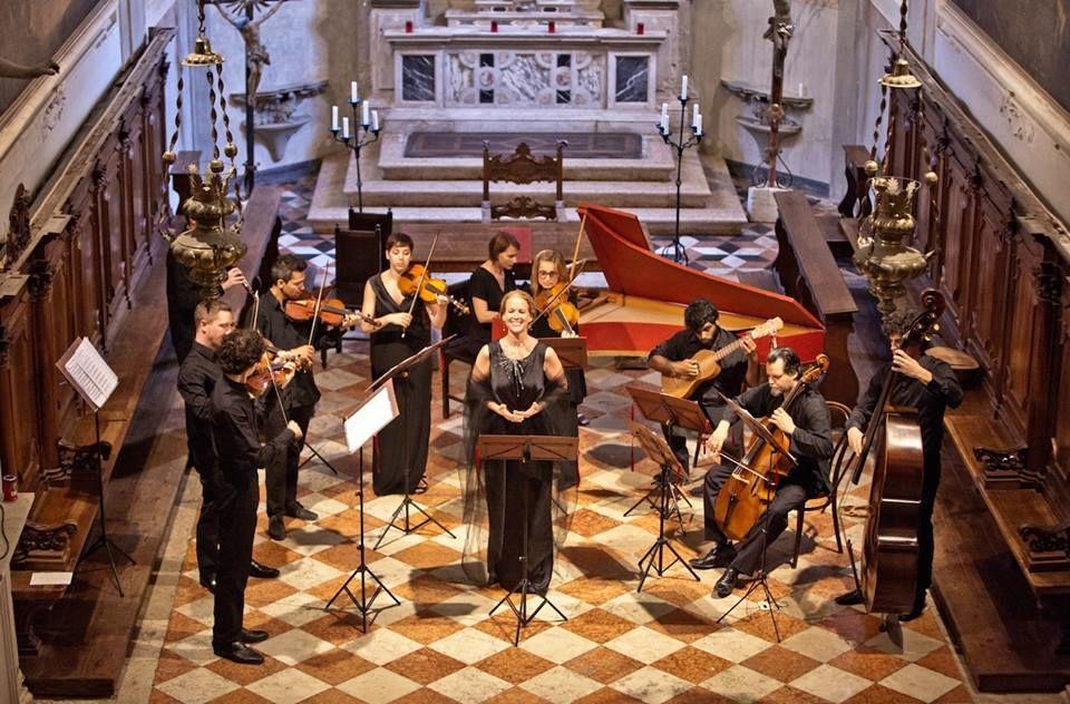 The Venice Music Project in concert at the church of San Giovanni Evangelista