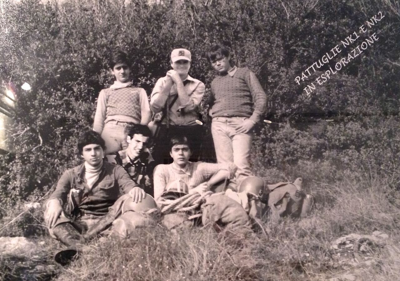 In 1979 a group of 6 young Italian friends made the discovery of their lifetimes in a vegetable patch clinging to the craggy hillside of Narni, Umbria