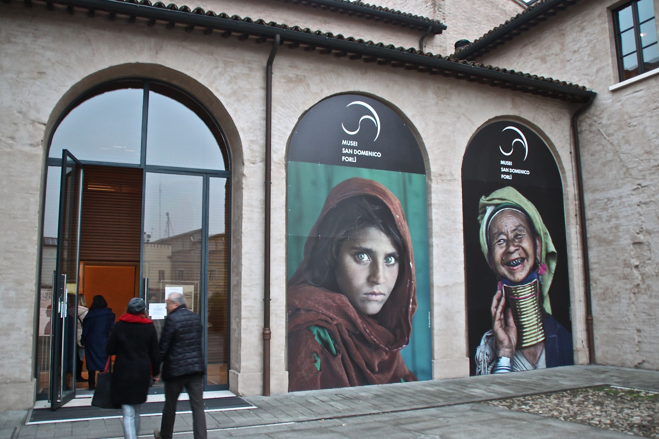Top 6 reasons to visit forl emilia romagna for Steve mccurry icons