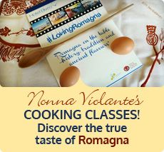 How to cook Romagnolo-style with Nonna Violante