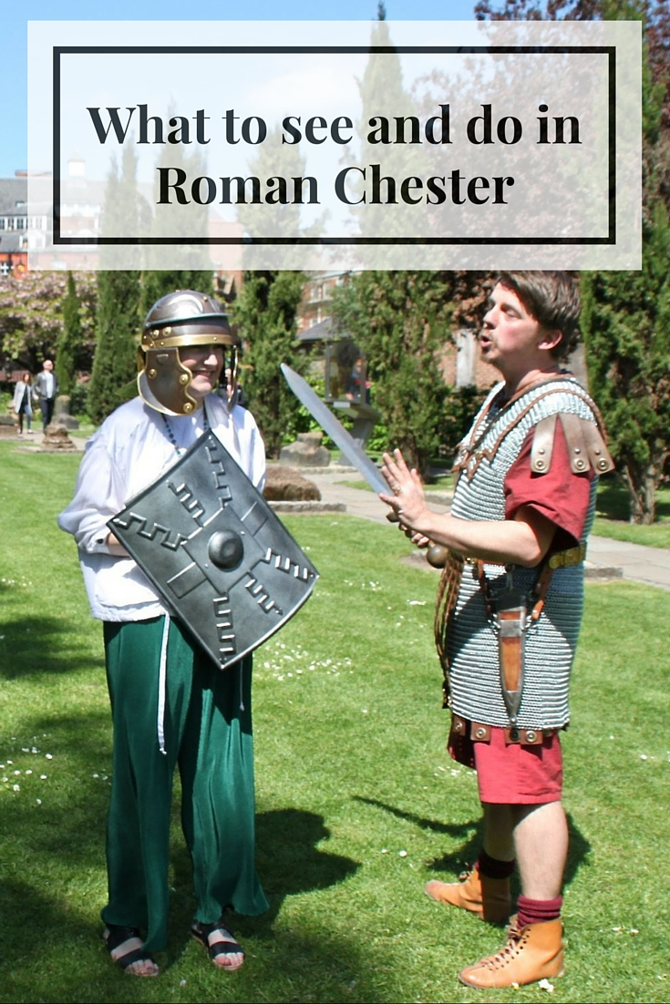 What to see and do in Roman Chester
