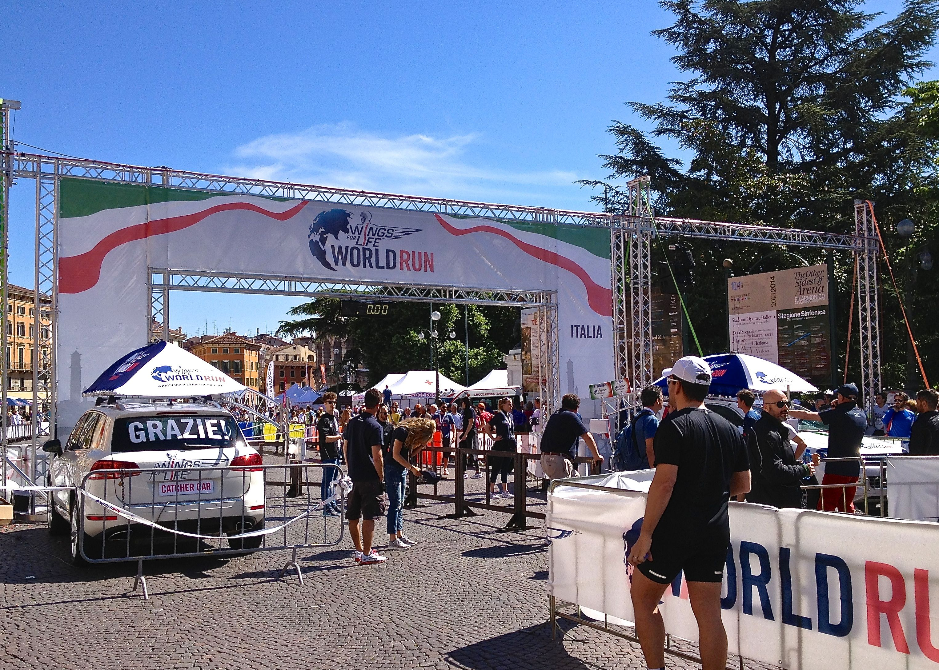 D_D_Italia - What's On In Italy in May - Wings for Life World Run